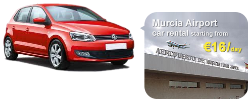 Murcia Airport Car Rental